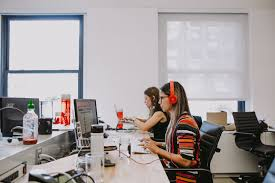 advertising office. these are the 10 best workplaces in advertising and marketing office