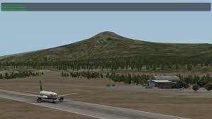Cyxy Erik Nielsen Whitehorse International Airport Scenery