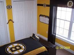 Bruins Bedroom Ideas