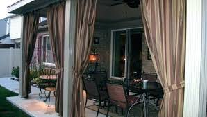 outdoor porch curtains. Outdoor Porch Curtains Drapes Inches Lovely Patio Hanging .