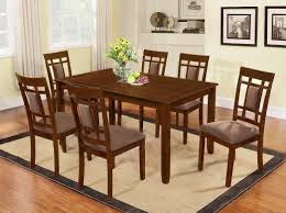 cherry wood dining table and chairs expert cherry wood dining table and chairs furniture america with in