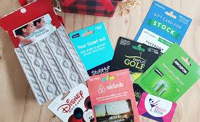 experience gift cards