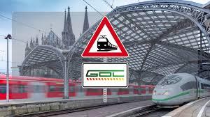 Alle aktuellen informationen gibt's hier. Gdl Streik Betrifft Nah Fernverkehr Der Db Nahverkehr Nrw