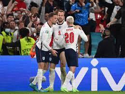 UEFA EURO 2020, England vs Denmark ...
