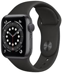 Купить <b>Смарт</b>-<b>часы Apple Watch</b> Sport S6 44mm M00H3 Space ...