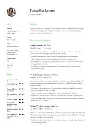 Product Manager Resume Sample Financial Product Manager Sample Resume vietnam war essay 63