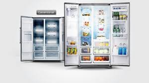 Top Ten Side By Side Refrigerators Samsung Side By Side Refrigerator Rs554nrua1j Samsung India