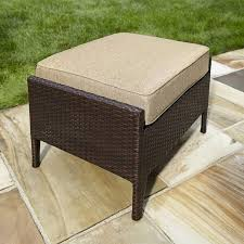 topic to round wicker ottoman coffee table tray rattan chair and wooden sofa large size of square suede cane white outdoor patio resin side brown
