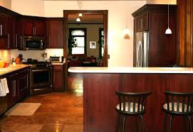 Cherry Cabinets Wall Color Dark Kitchen Design Ideas For Interior Amazing Kitchen Design Cherry Cabinets
