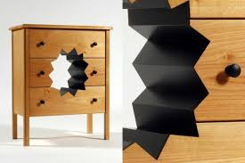 Innovative wooden furniture will liven up your living space