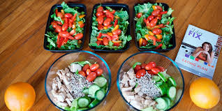 21 Day Fix Meal Prep 2 100 2 300 Calorie Level The