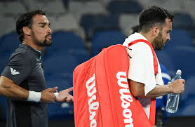 WATCH: Fabio Fognini and Countrymen Salvatore Caruso in an Ugly Argument  After Australian Open 2021 Thriller - EssentiallySports