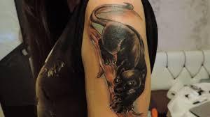 пантера татуировка значение