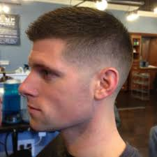 Baldness Hair Style semi fade haircut latest men haircuts 6093 by wearticles.com