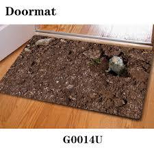 Modern Eye-Catching Doormats for Outdoor, Indoor or Bathroom Use ...