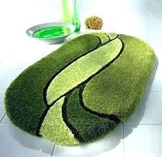 green bath rugs dark bathroom rug innovative target best tropical images on olive b sage color