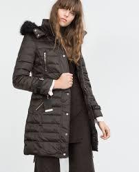 Brown Padded Coat | Fashion Women's Coat 2017 & Long Padded Coat With Hood Adamdwight.com