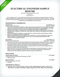 Entry Level Mechanical Engineering Resume Sample Mechanical