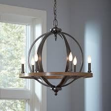 elegant candle style chandelier birch lane brayden 6 light candle style chandelier reviews