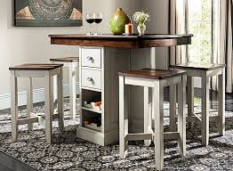 tall dining room tables. Counter-Height Dining Set Tall Room Tables