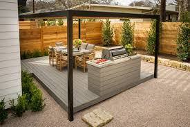 Decking System With Its Woodpolymercomposite Material Offers The - Exterior decking materials