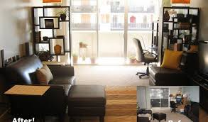 living in office space. Home Office Combined With Living Rooms For Small Spaces In Space O