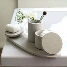 glass bathroom canisters appealing mercury glass bathroom accessories design ideas of vanity clear glass bathroom canisters