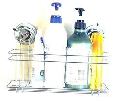 no rust shower caddy no rust shower shower tension rod deluxe comfort stainless steel tension pole