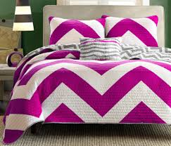 chevron bedding single
