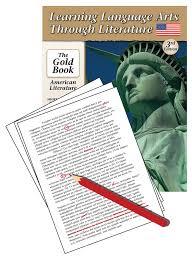 essay assessment american literature