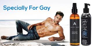 Lubricant for gay sex