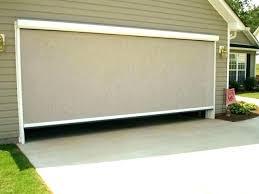 diy garage screen door garage door screen system garage door screen cost screen door for garage diy garage screen door