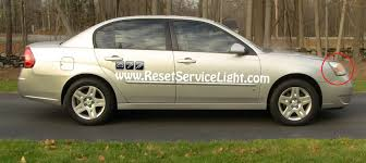 How to change the headlight on Chevy Malibu 2004-2008 – Reset ...