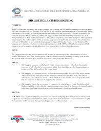 Contractor Proposal Template Word Construction Bid Free