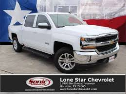 2018 CHEVROLET SILVERADO 1500, Houston TX - 5005689422 ...