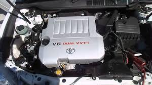 WRECKING 2007 TOYOTA AURION ENGINE 3.5 V6, 2GR (J13452) - YouTube