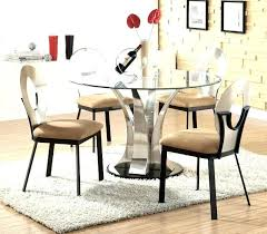 elegant round dining room sets round extending dining table sets table smart glass extending dining table
