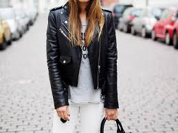 studded leather moto jacket michael kors cairoamani com