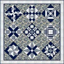 The History of Bible Quilts and Why Women Made Them & Bible Quilt in Blue.