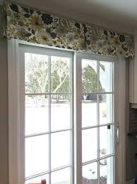 valances for sliding glass doors medium size of enchanting patio door valance wood cornice ideas measurements