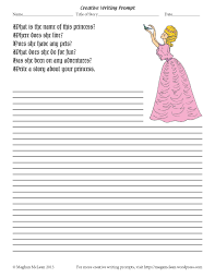 creative writing prompts the whale s tales princess tutor prompt