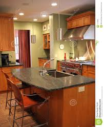 Remodeled Kitchen Remodeled Kitchen Royalty Free Stock Photo Image 1110895