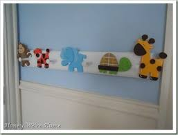 Baby Coat Rack Best Love This Little DIY Baby Room Coat Rackso Simple Kiddos