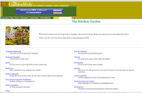 Garden Web Kitchen Informative Edible Gardening Websites Eden Makers Blog By