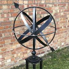 armillary sundial 50 cm dia sphere 4