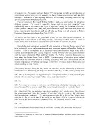 hawaii handline project pdf