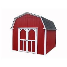better built barns big country gambrel wood storage shed interior dimensions 9 417 ft