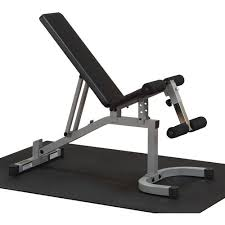 Amazoncom BodySolid Commercial FlatInclineDecline Bench Bodysolid Bench