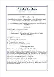 high school student part time jobs marvelous part time job resumes examples about part time job resume