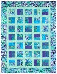 Best 25+ Batik quilts ideas on Pinterest | Quilts, Stained glass ... & Paradise Winds Quilt Batik Quilt Patterns Easy Batik Quilts Patterns Free  Batik Strip Quilt Patterns Adamdwight.com